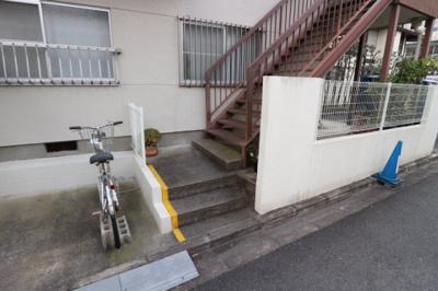 【エントランス】西村コーポ