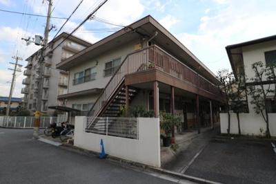 【外観】西村コーポ