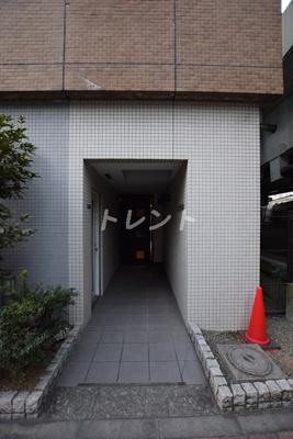 【エントランス】アリビオ九段