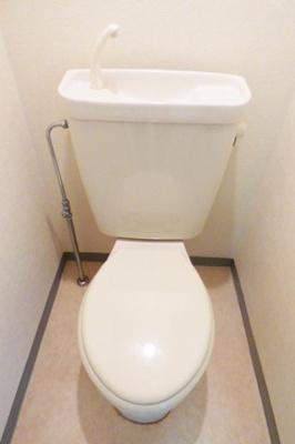 【トイレ】マンションレイクビュー