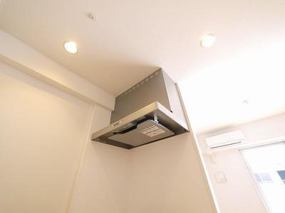 キッチンの換気扇です