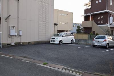 【駐車場】コーポバロール
