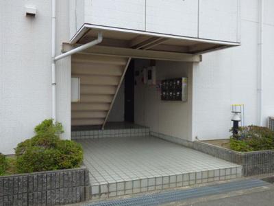 【エントランス】ジュネス新堂