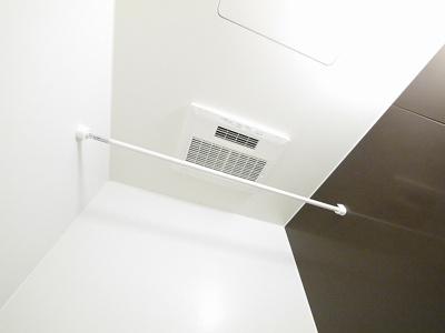 浴室乾燥機能です