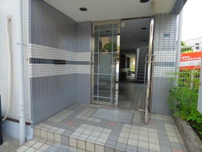 【エントランス】アメニティ駅前