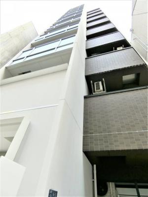 市内中心部の便利な立地のマンションです。