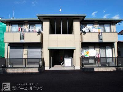 【外観】シャーメゾン小松島
