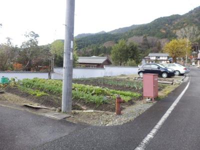 【前面道路含む現地写真】氷上町小野売地