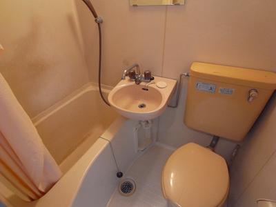 【浴室】エステートピアナカガワ