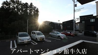 【駐車場】チェスナット