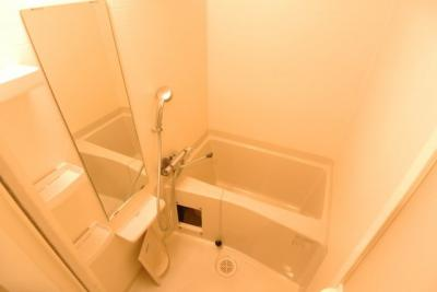 【浴室】プレサンス京町堀サウス