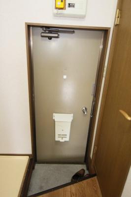 【玄関】フラット日吉