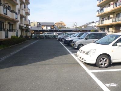 【駐車場】シャロームC