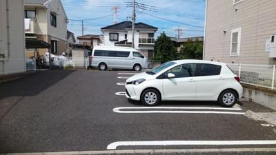 【駐車場】サンクレスト