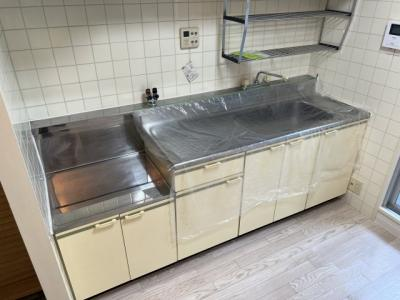 【キッチン】パサージュ北青木