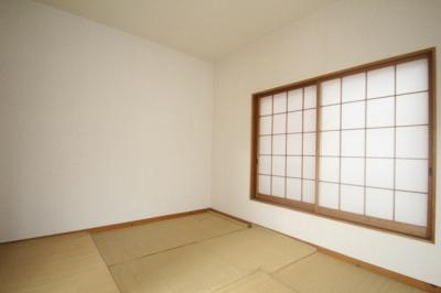 【寝室】オレンジコーポ