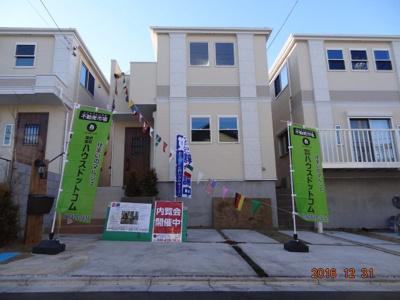 「さいたま市緑区三室 新築デザイナーズハウス」:さいたま市緑区エリアの新居にピッタリ!建物面積が96.05平米もあるので有効活用できます♪