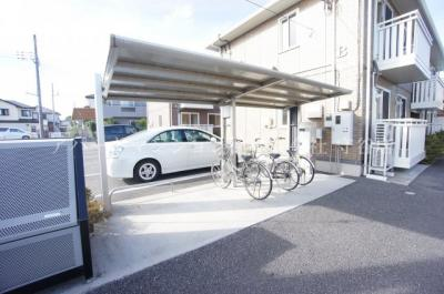 【その他共用部分】ハイツ・クレール坂東C