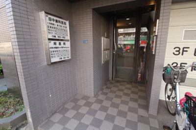 【エントランス】シーホースビル