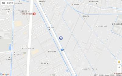 【地図】ロイヤルメイセス