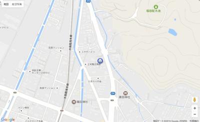 【地図】エスペランスコート