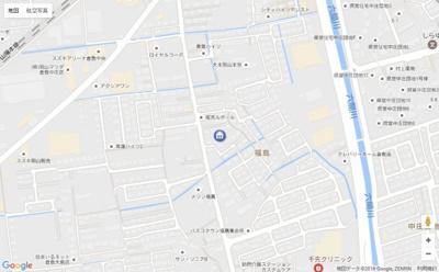 【地図】ボンヌール
