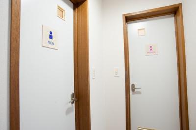 【トイレ】税経ビル