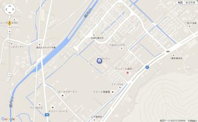 【地図】サンガーデン