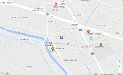 【地図】プロニティS