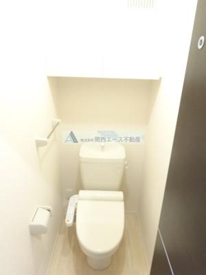 【トイレ】レジオンドヌール
