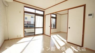 【洋室】シティハイムシャトー