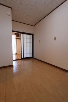 【キッチン】越路第一コーポナバタ