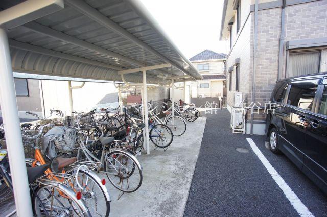 【浴室】メゾン森Ⅺ
