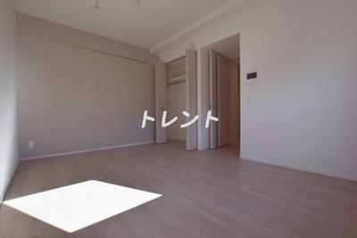 【洋室】クロノガーデン神楽坂