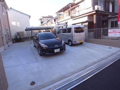 【駐車場】グラースメゾン