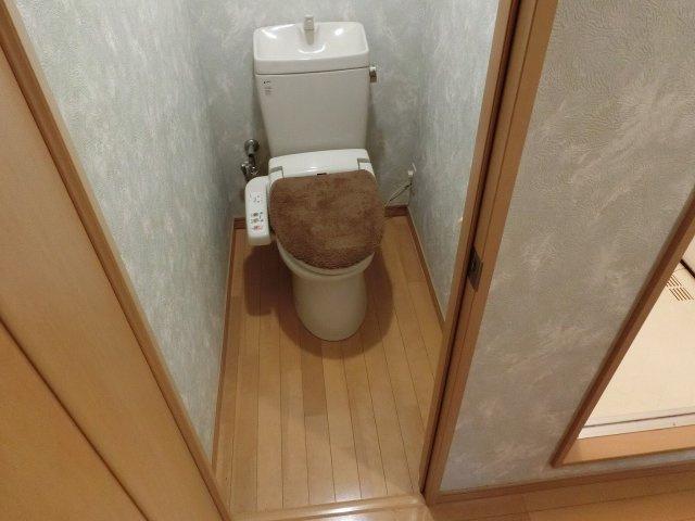 クレセントハイツ西川 トイレ