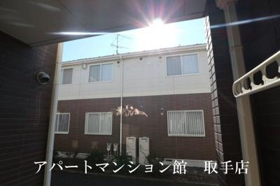 【展望】クリスタルハイツA