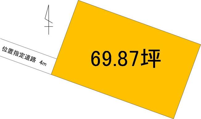 【土地図】若宮2丁目土地