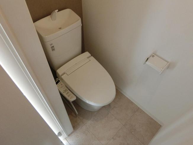 ステラウッド国分 トイレ