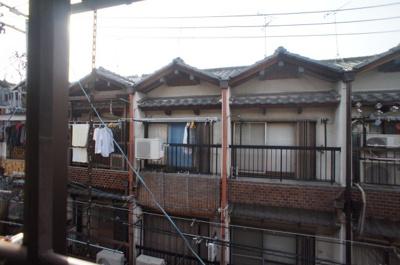 【周辺】喜連5丁目車庫付きテラスハウス
