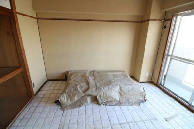【寝室】辰巳ビル