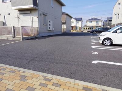 【駐車場】ベル・アジュール A棟
