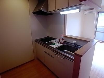 【キッチン】サンシックス