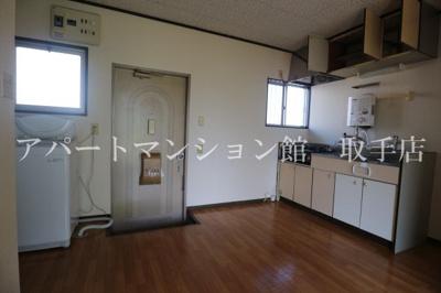 【キッチン】ヤマイチコーポ1