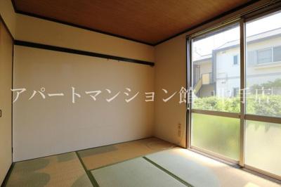 【居間・リビング】ヤマイチコーポ1