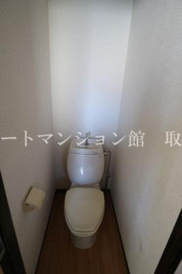 【トイレ】ヤマイチコーポ1
