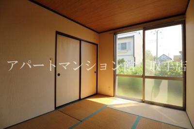 【寝室】ヤマイチコーポ1