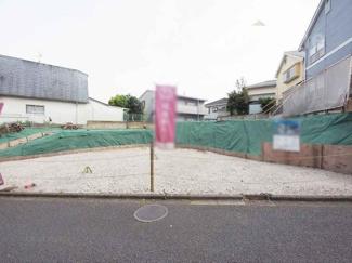 世田谷区成城7丁目の新築戸建1号棟 外観写真