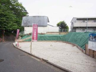世田谷区成城7丁目の新築戸建2号棟 外観写真