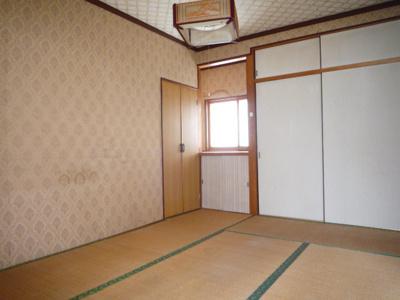 2階和室6丁 くつろぎの空間は和室から